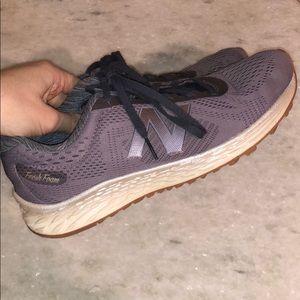 New Balance Purple Tennis Shoes